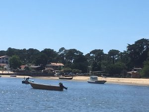 balade en bateau bassin d'Arcachon
