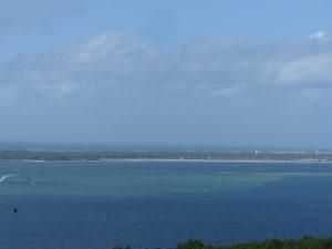 bassin d'Arcachon vu de la dune