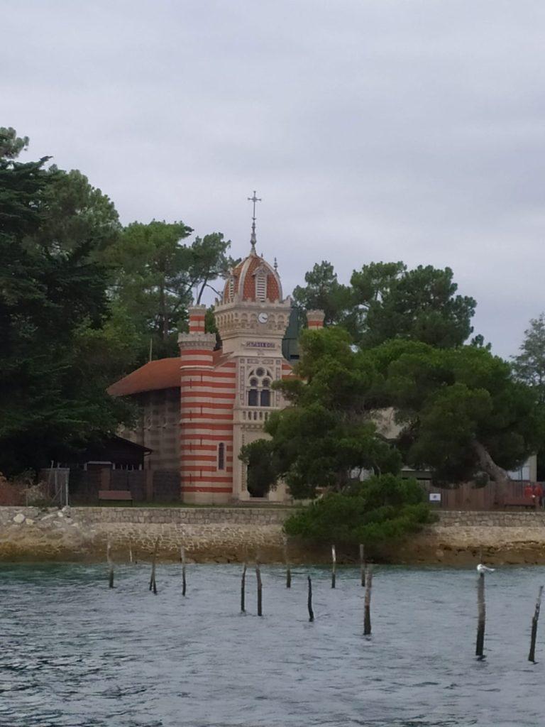 La chapelle de la villa Algérienne de Lège-Cap-Ferret