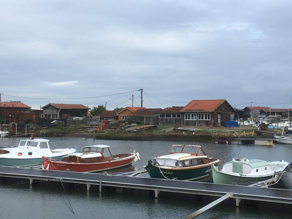 La beauté du Bassin d'Arcachon en octobre