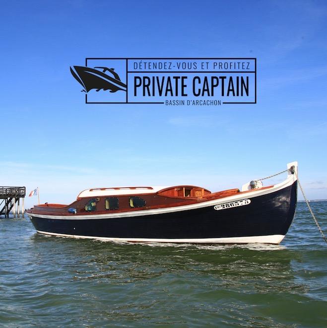 COVID-19 – Nos balades privatisées en bateau sur le Bassin d'Arcachon