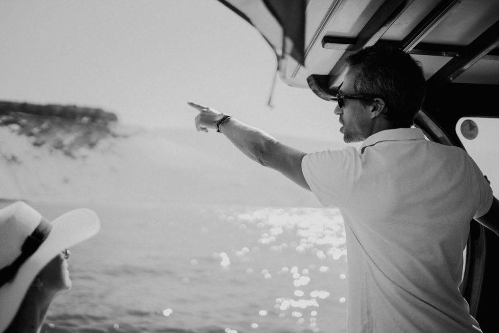 Idée cadeau: offrez une sortie en bateau avec marin privé
