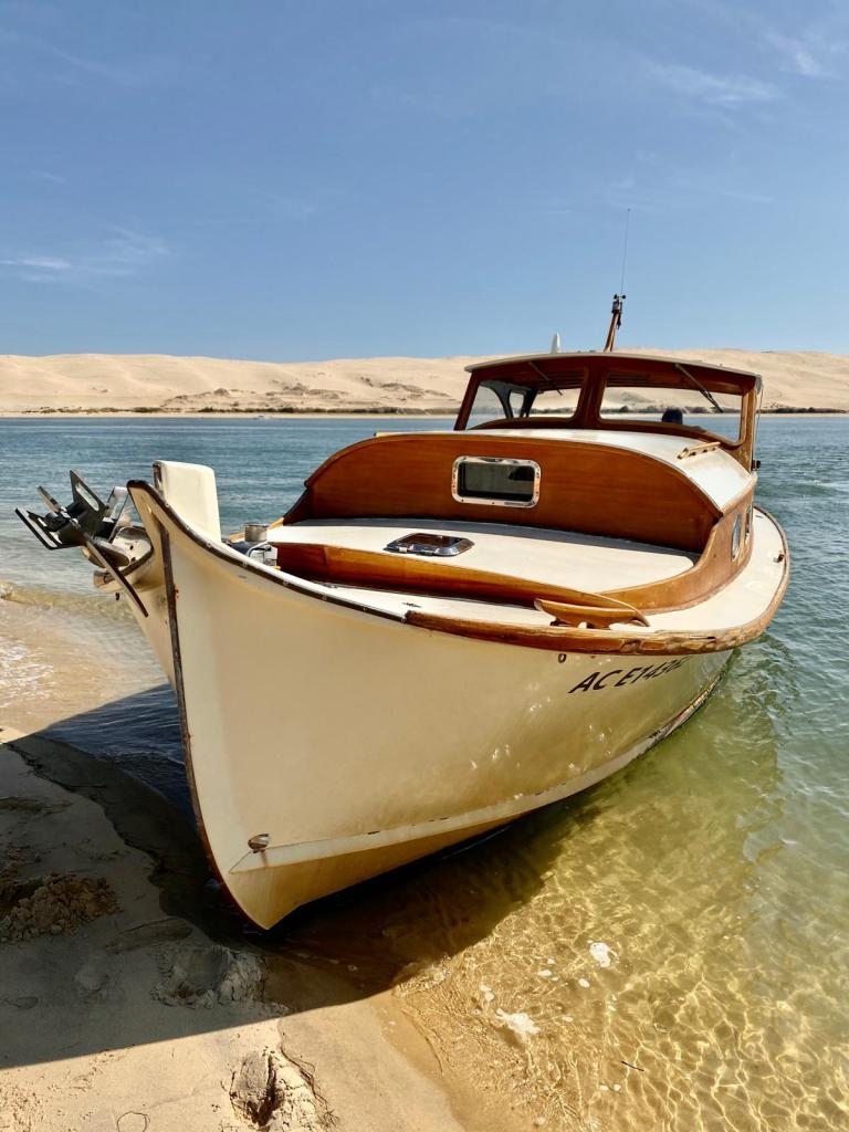 Des températures idéales pour une croisière privatisée sur le Bassin d'Arcachon