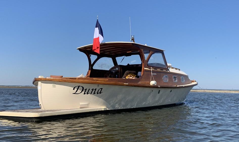 Private Captain, le sur-mesure de la balade sur le Bassin d'Arcachon